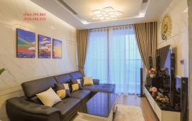Cho thuê căn hộ cao cấp chung cư Vinhomes Liễu Giai 115m2, 3PN, giá thuê là 38 triệu/tháng