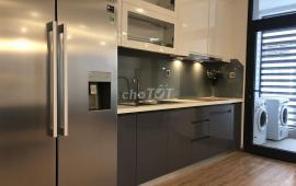 Cho thuê căn hộ chung cư Aqua Centrer, 44 Yên Phụ, 3PN, nội thất cơ bản.  lh: 0981261526