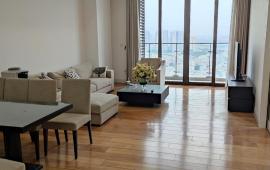 Cho thuê CC Indochina plaza 241 Xuân Thủy, căn 201m2, 4 phòng ngủ, đủ đồ siêu đẹp