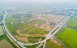 bán đất nền sổ đỏ Hà Nội có ngay, đối diện KCN giá chỉ 2xtr m2