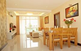 Cho thuê CHCC Hòa Bình Green Bưởi, Ba Đình, 70m2, 2PN, nội thất rất đẹp, 10 tr/th, LH 0981545136