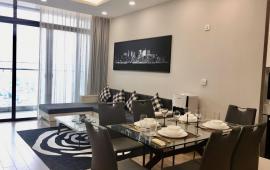 Cho thuê căn hộ Sun Grand City, Tây Hồ, 95m2, 2 phòng ngủ, full nội thất, ( ảnh thật )