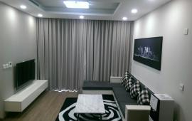 Căn hộ cao cấp cho thuê tại chung cư Sun Grand City, Dt: 110m2, 3PN, đủ đồ cực đẹp.