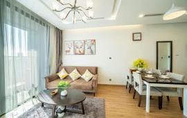 Cho thuê căn hộ tại Ngọc Khánh Plaza cạnh hồ Ngọc Khánh, Ba Đình, 115m2, 2PN, giá 13 triệu/tháng