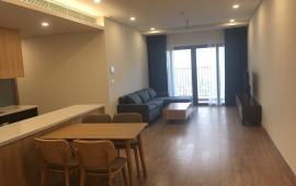 Cho thuê CHCC Sky Park Residence số 3 Tôn Thất Thuyết, Cầu Giấy, DT 130m2, 3 PN,đã đầy đủ nội thất.