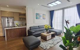 Cho thuê gấp căn hộ ở Việt Đức complex, 3PN đồ cơ bản 14tr/tháng LH 0327582785